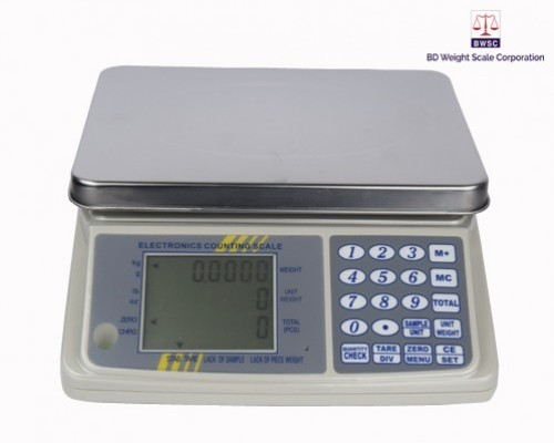 Counting Weighing Scale 10kg - Bangladesh