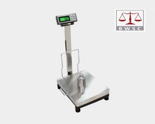 DS563 Digital Platform Scale 600Kg in Bangladesh - Bangladesh